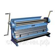 Комбинированный ручной станок METALMASTER GBR 3-IN-1/200 фото