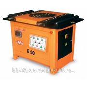 Электромеханические станки для гибки арматуры фото