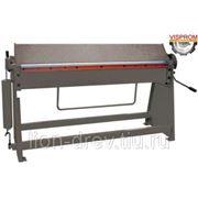Ручная листогибочная машина VISPROM LR-1.2x1500 фото