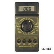 Универсальный цифровой вольтметр-мультиметр (В 7-61) фото