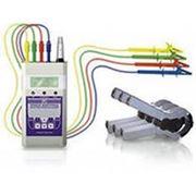 Энерготестер ПЭМ-02 10 А + 100 А - трехфазный вольтамперфазометр с токовыми клещами (Энерготестер ПЭМ02) фото