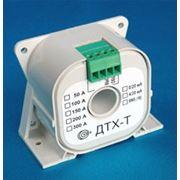 Датчик постоянного и переменного тока ДТХ-Т фото