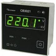 СВ3021 - цифровой щитовой вольтметр (CB 3021) фото