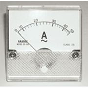 Амперметр SE-80 (SF-80) 60А/5А фото