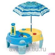 Стол для игр с песком и водой Оазис фото