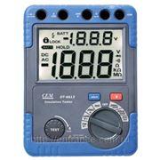 CEM DT-6613 Измеритель сопротивления изоляции фото