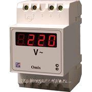 Вольтметр цифровой Omix D3-V-1-0.5 фото