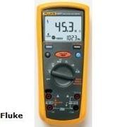 Измеритель сопротивления изоляции, мегаомметр-мультиметр (Fluke1587) фото
