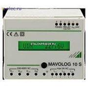 Анализатор-регистратор качества напряжения и электроэнергии MAVOLOG 10 фото