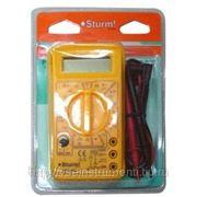 Мультиметр sturm mm1204 фото