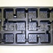 Транспортная кассета для горшков КВ9М (П9) фото