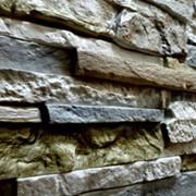 Сланец Риф.Толщина камня 18мм фото