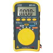 CEM DT-111 Мультиметр компактный фото