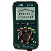 CEM DMP-31 Мультиметр компактный фото