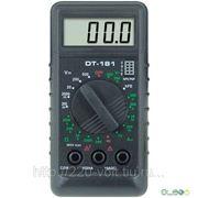 Мультиметр Ресанта Dt181 цифровой фото