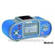 Многофункциональный измеритель параметров электроустановок (2,5 кВ) Metrel (MI3102H CL) фото