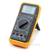 Мультиметр с функцией измерения емкости конденсаторов и температуры MY62 фото