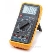 Мультиметр с функцией измерения емкости конденсаторов и частоты тока MY63 фото