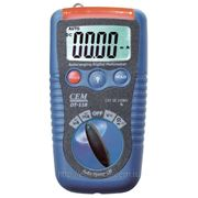 CEM DT-119 Мультиметр с бесконтактным детектором напряжения и фонариком фото