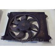 Вентилятор с диффузором в сборе 3569631 для Хундай Соната 5 2002-2009 г.в. фото