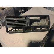 Корпус для дефлектора центральный Гольф 4 фото