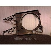 Кожух радиатора VW Bora фото