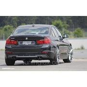 Тюнинг BMW 3-series F30, диффузор заднего бампера kelleners фото