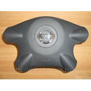Крышка подушки безопасности (airbag) водителя на Nissan X-Trail T-30 - доставка по всей России