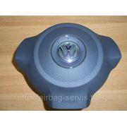 Крышка подушки безопасности водителя Volkswagen Golf 6 различных модификаций - доставка по всей России