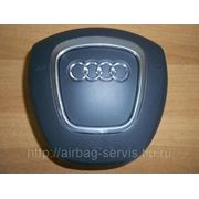 Крышка подушки безопасности Airbag водителя Audi A6 - доставка по всей России