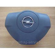 Крышка подушки безопасности водителя Opel Astra H - доставка по всей России фото