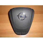 Крышка подушки безопасности водителя Opel Astra J - доставка по всей России фото