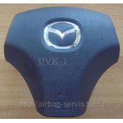 Подушка безопасности airbag водителя Mazda 6 - доставка по всей России фото