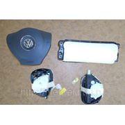 Комплект системы безопасности SRS Volkswagen Passat CC