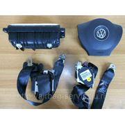 Комплект подушек безопасности Volkswagen Passat B7 -доставка по всей России фото