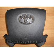 Крышка подушки безопасности водителя Toyota Land Cruiser - доставка по всей России фото