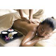 Spa oil массаж фото