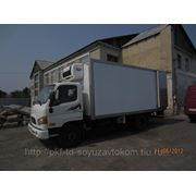 Hyundai HD-78 с рефрижератором 2013 г. фото