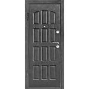 """Дверь металлическая МДФ/МДФ """"YGAN"""". Теплая, модель ТД 1 фото"""