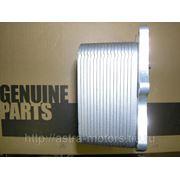 Маслоохладитель (теплообменник) двигателя Cummins ISF 2.8L 5266955 Газель-Бизнес Камминз фото
