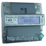 Счетчик Меркурий 236 АT-0x PQLRS фото
