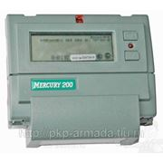 Счетчик электроэнергии Меркурий 200.02 (однофазный, многотарифный) фото
