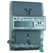 Меркурий 206 Счетчик электроэнергии однофазный многотарифный фото