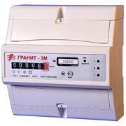 Счетчики статические активной энергии «ГРАНИТ-3М» фото