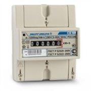 Счетчик электроэнергии однофазный однотарифный CE 101 R5 145 M6 фото