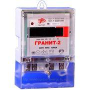 Счетчик статический активной энергии «Гранит-2» фото