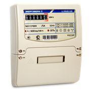 Счетчик электроэнергии трехфазный однотарифный ЦЭ6803В/1 1Т 220В 10-100А 3ф.4пр. М7 Р32 фото