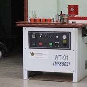 Кромкооблицовочный позиционный WT-91 фото