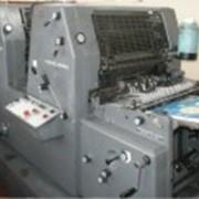 Печатный процесс фото