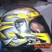 Шлем мотоциклиста Uvex фото